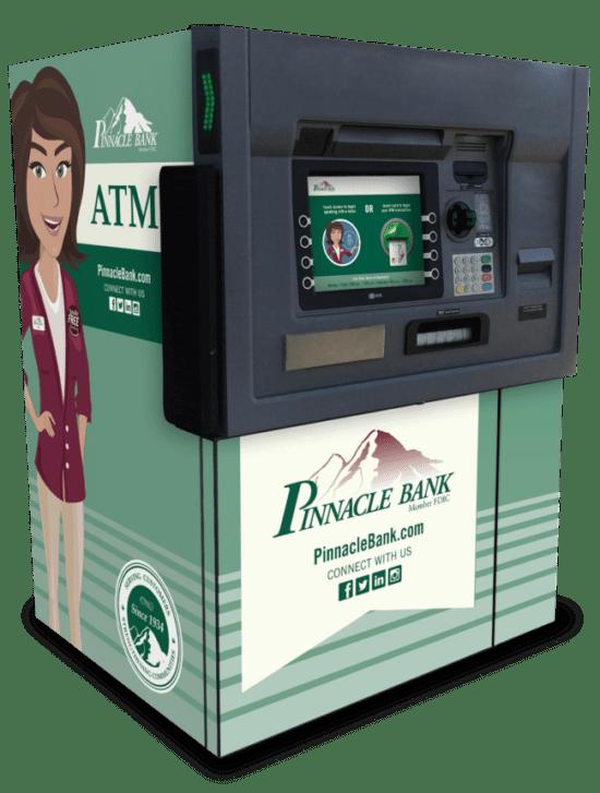 ATM-Pinny