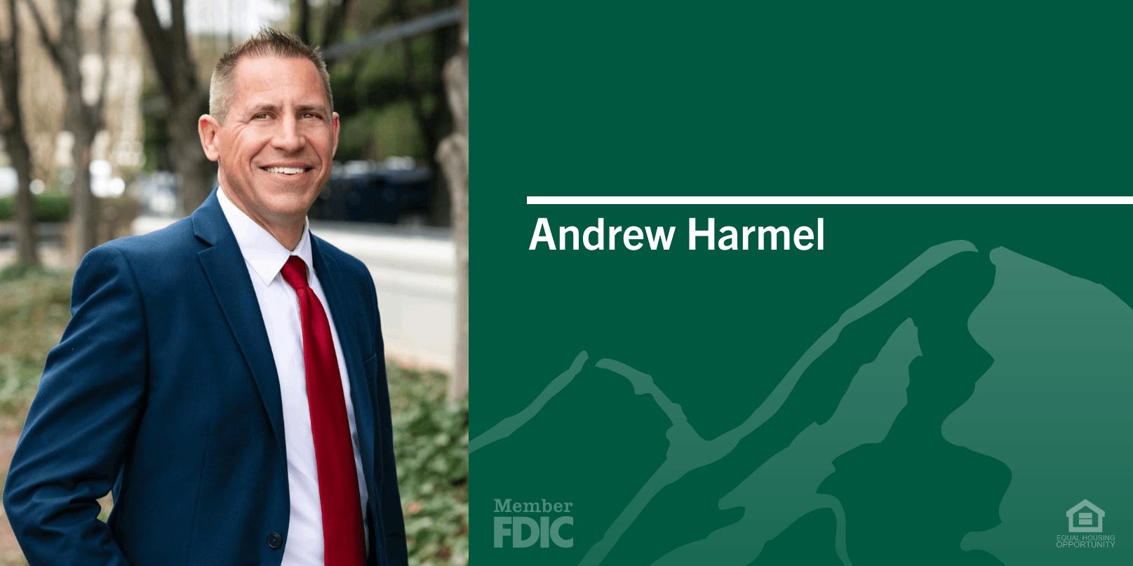 Blog – Andrew Harmel