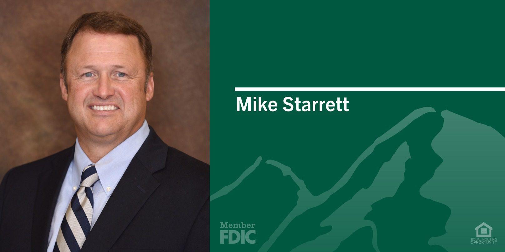 Blog – Mike Starrett